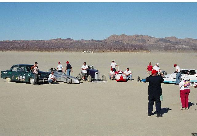 Rod Riders at El Mirage 2002 4