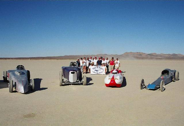 Rod Riders at El Mirage October 2002 10