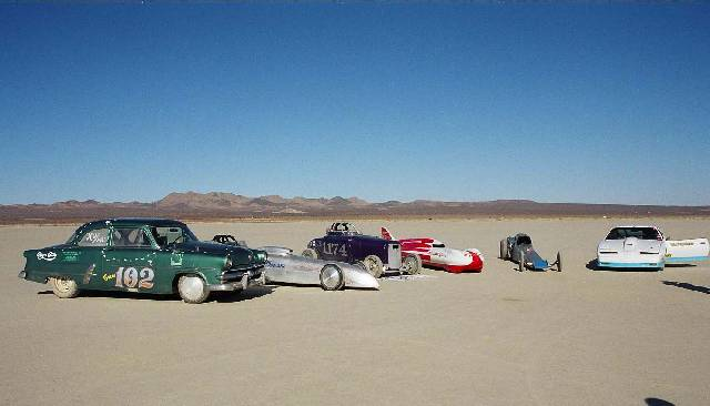 Rod Riders at El Mirage October 2002 11