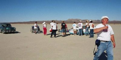 Rod Riders at El Mirage October 2002 5