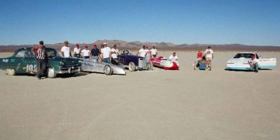 Rod Riders at El Mirage October 2002 8
