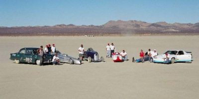 Rod Riders at El Mirage October 2002 6
